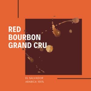 Coffee description for Red Bourbon Grand Cru