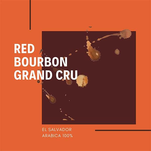 Coffee description for Red Bourbon Grand Cru
